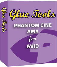 Phantom Cine AMA for Avid v2.0 (Mac/Win) - Upgrade